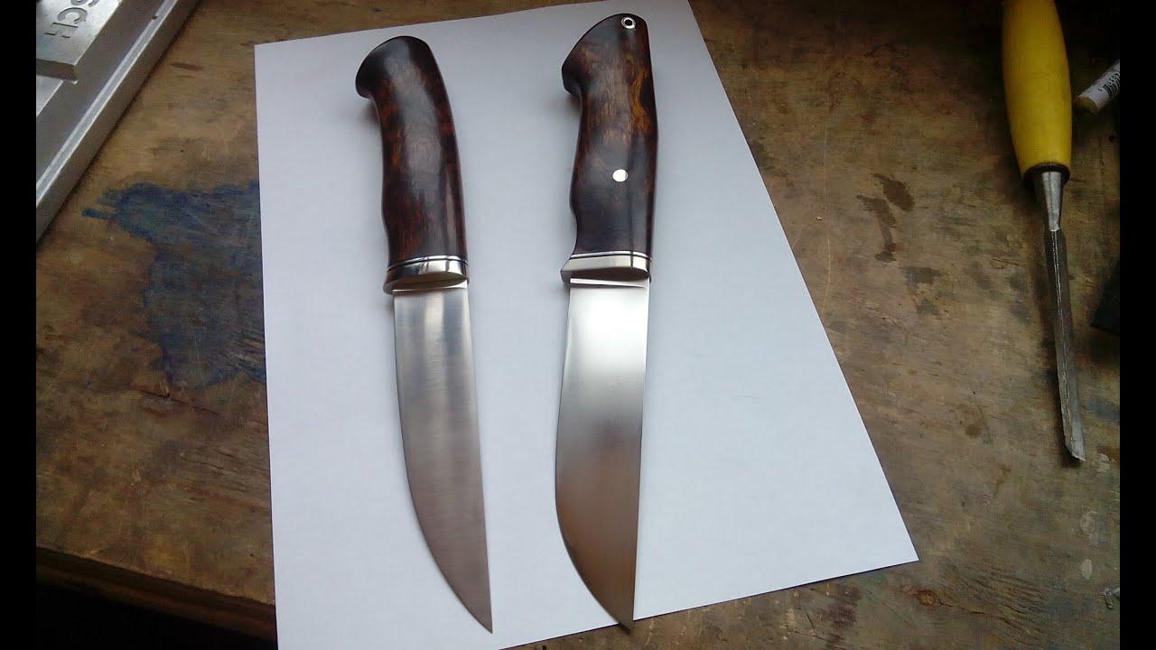 Ручки для ножа своими руками видео