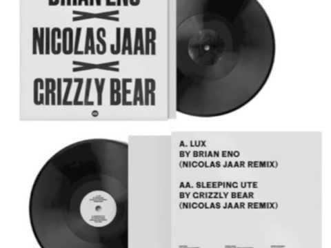 BRIAN ENO - LUX (NICOLAS JAAR REMIX)