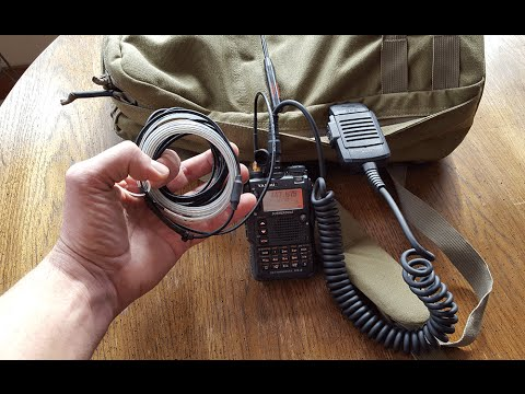 Roll Up Slim Jim Antenna for Emergency & Preparedness Communication Review