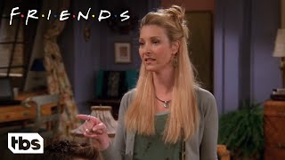 Friends: Phoebe Hates PBS (Season 5 Clip) | TBS