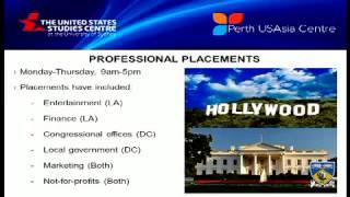 LA & DC Placement Program Information Session - 12/08/2014