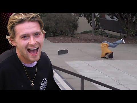 Justin Sommer ROUGH CUT: Til The End Vol. 4 | Santa Cruz Skateboards