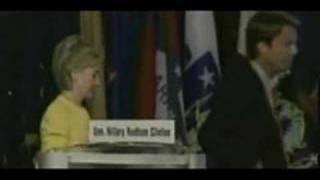 Clinton Edwards Caught Conspiring Parody