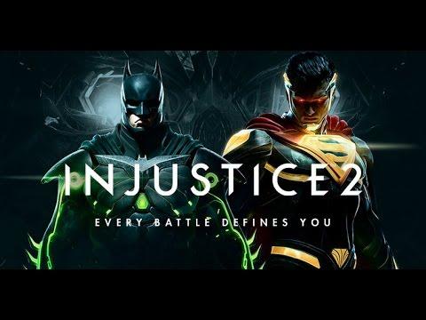 INJUSTICE 2 Pelicula Completa Full Movie
