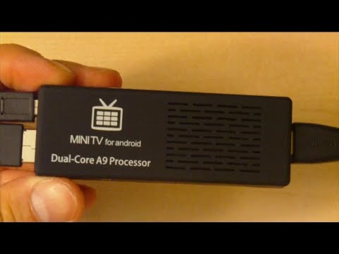 mk808b Google TV Android Stick Unboxing & Test - Part 2