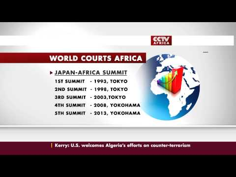 World Woos Africa with Summits
