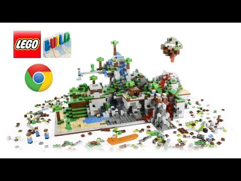 Build With Chrome - Lego Chrome Builder - Das nächste Minecraft