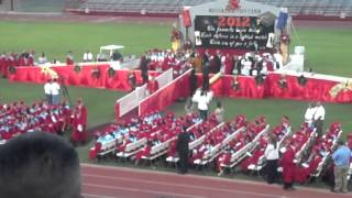 [Fall at high school Graduation] Video