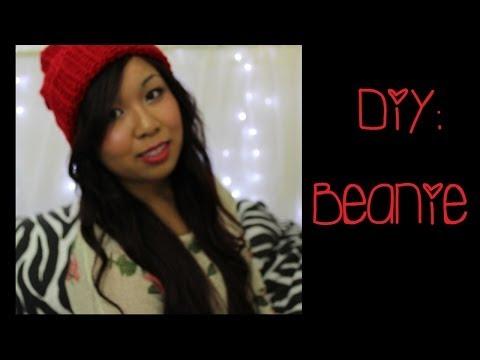 DIY: Beanie (Crochet Tutorial - Traceybeauty)