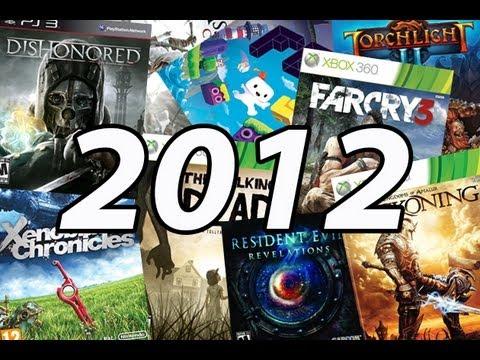 I migliori videogiochi del 2012 – Consigli per gli acquisti