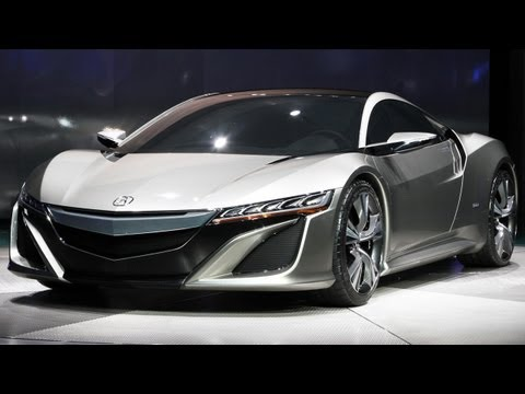 Ted Klaus Talks New Acura NSX Development! Plus Ferrari & GT-R Rivals - Wide Open Throttle Ep. 66