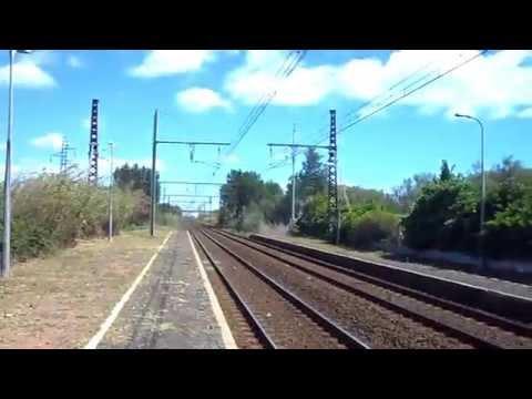 L'HERAULT SANS VOITURE 7 : Gare de Marseillan-Plage