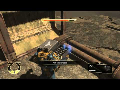 0 Amarielle Plays!   Warhammer 40k: Space Marine (Demo)   Part 1