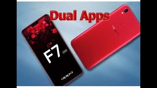Oppo F7 Hidden Feature: Dual Apps