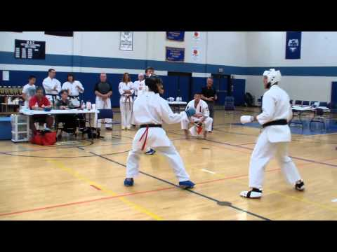 International Isshinryu Karate Federation Championships Kumite Highlights