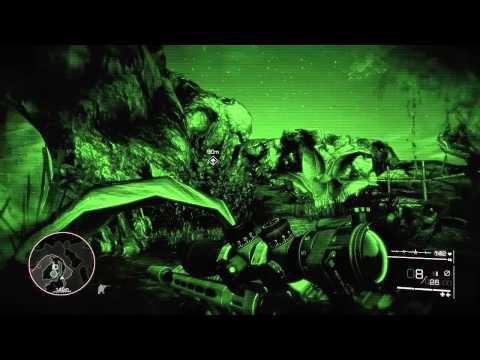 Sniper Ghost Warrior 2 - Terrible AI