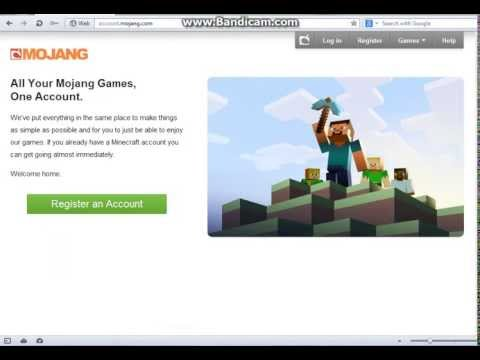 Minecraft how to make free premium account 2013 (No Download/Survey) work on mojang account