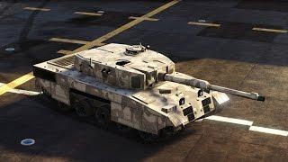 GTA 5 Online(PC)-Как угнать танк и перепрыгнуть ограждение [KamyshevSV]