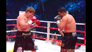 Alexander Povetkin VS Manuel Charr Fight HD // Бой Александра Поветкина и Мануэля Чарра