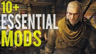 10+ ESSENTIAL WITCHER 3 MODS & HOW TO INSTALL