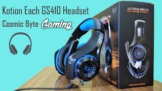 Best Cheap Gaming Headset | Cosmic Byte (Kotion Each) GS410 Headphone with Mic Review after 2 Months