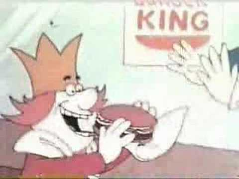 Burger King 1970s Commercial Retro Burger King Commercial