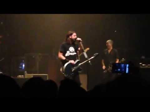 Dave Grohl talks about Gwar and Dave Brockie