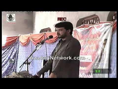 Zakir Tanveer Shiekhana (Majlis 18 Ramzan 2017 Ameerpur Maingan)