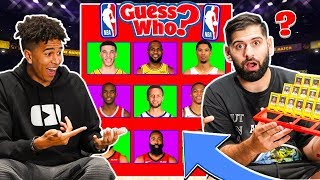 Guess That NBA Player vs. Qias - INSANE Guess Who #4