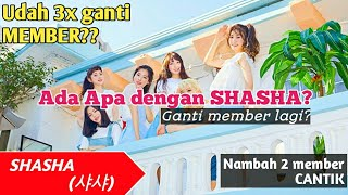SHA SHA (샤샤) K-Pop Girl Group New Member, Again?