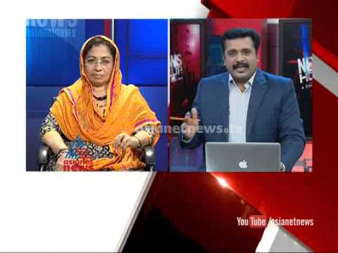 News Hour discussion: Kiss of Love protest at Kochi