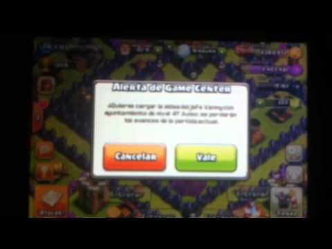 Clash of clans como cambiar mi cuenta de dispositivo?