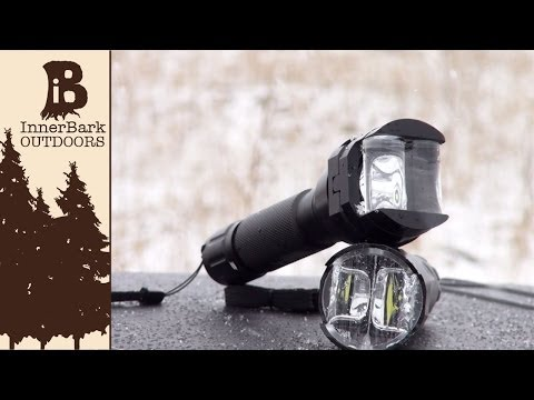 Morphalite Flashlights: Awesome Wide Angle Illumination