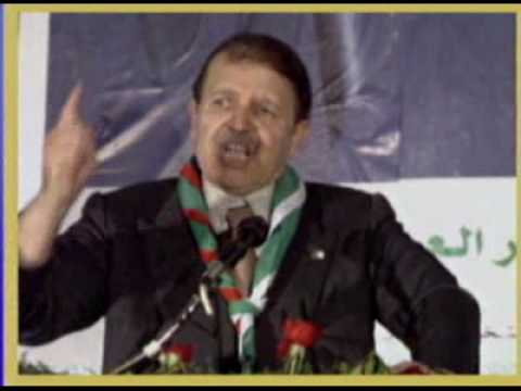 Abdelaziz Bouteflika Biographie : Le Retour ( Campagne )