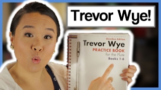 My holy grail flute method books: Trevor Wye!
