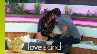 Adam Shows His Savage Side | Love Island 2018
