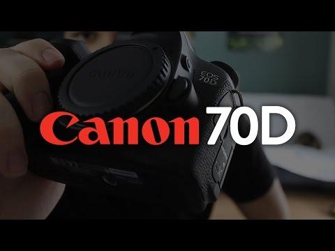 CANON 70D UNBOXING!