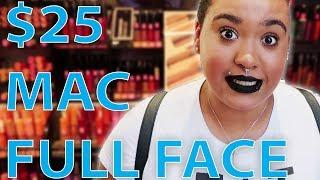Women Try The Under $25 Makeup Challenge