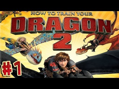 How to Train Your Dragon 2: The Video Game - Walkthrough - Part 1 - Prologue [HD]