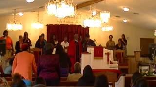 Evangelist Deborah Brazzle - Everytime I Turn Around...The Lord's Blessing Me