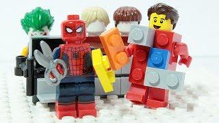 LEGO SPIDER-MAN & JOKER Brick Building Fun