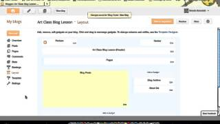 Create a Blog That Looks Like a Website: Part 1