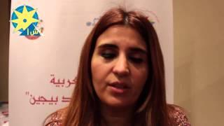 بالفيديو : المرأة المصرية سباقة فى صناعة تاريخ مصر