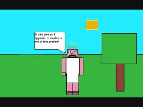 Gesù in Minecraft