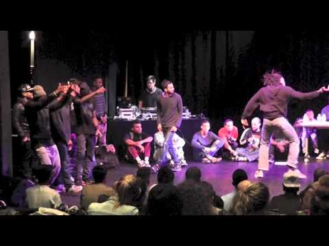 Battle 2 ni 4 ni 8 - Mino & Shuken (Genesis) VS Mr Flex & Bad-Lee (Ninjazz)