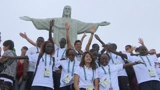 Olympic Refugee Team settle into Rio