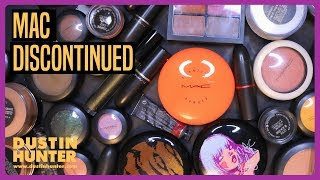 HUGE MAC DISCONTINUED MAKEUP HAUL