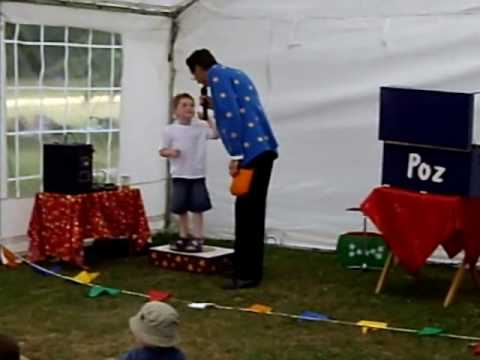Stink blasters and the Teddy Bears Picnic (July 2010) Video