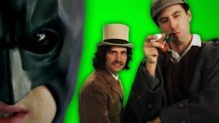Download Epic Rap Battles of History - Behind the Scenes - Batman vs Sherlock Holmes 3Gp Mp4