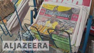 Rio 2016: Jamaicans celebrate record-breaking runner Usain Bolt